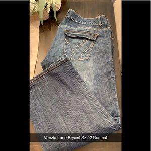 Venezia Lane Bryant Bootcut Jeans